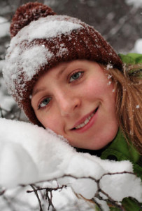 neige femme