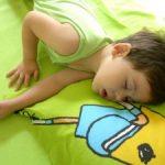 Trouble du sommeil chez l'enfant.